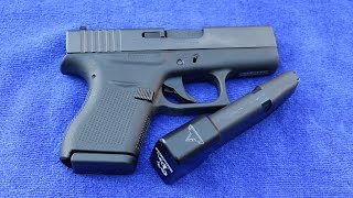 Glock 43 Best Back Up Magazine