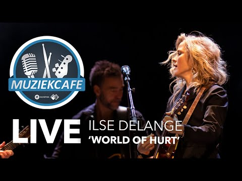 Ilse DeLange - 'World Of Hurt' live bij Muziekcafé