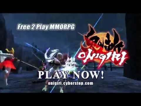 """MMORPG """"Onigiri"""" English Trailer 30sec thumbnail"""