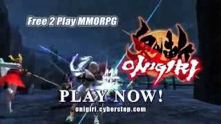 "MMORPG ""Onigiri"" English Trailer 30sec"