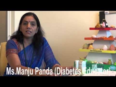 Diabetes in subcompensation