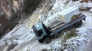 Carrara le cave