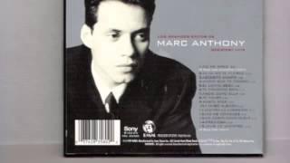 "Marc Anthony ""Hasta Que Te Conoci"""