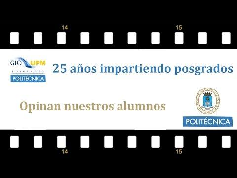 Conoce GIO UPM en GIO - Universidad Politécnica de Madrid