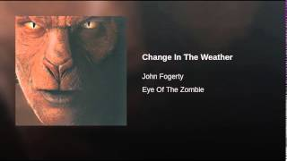 Change In The Weather