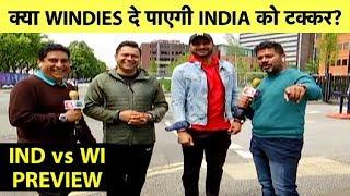 Aaj Ka Agenda: क्या Windies के खिलाफ विजयपथ पर बनी रहेगी Virat & Co.? | Ind vs WI |#CWC19