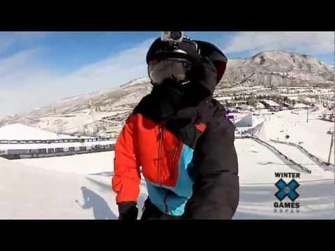 GoPro HD: Winter X Games – Gold Medalist Tom Wallisch Slopestyle Uncut