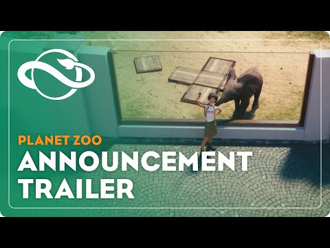 Planet Zoo | Announcement Trailer thumbnail