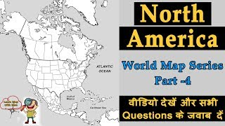 Ncert class 6 geography chapter 7 part 12 north america map world map world geography gumiabroncs Choice Image
