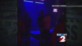 Video shows moments of terror inside Orlando nightclub