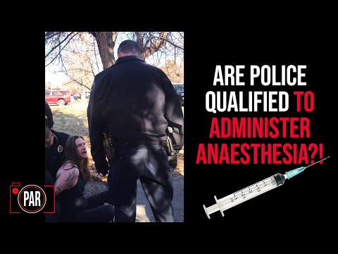 Drugged by the police: the rise of ketamine in the law enforcement arsenal
