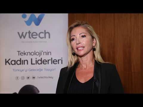 Sinem Yüksel  Wtech Speech