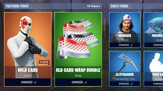 THEY'RE BACK + NEW WRAPS!! // Pro Fortnite Player // 2050 Wins (Fortnite Battle Royale Gameplay)