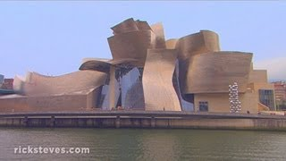 preview picture of video 'Basque Country: Bilbao and the Guggenheim Museum'