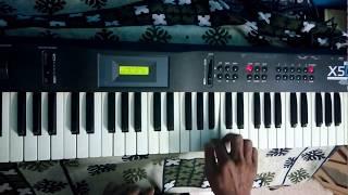 Tera Jana Dil Ke Armano Ka - Keyboard / Oragan Music Play