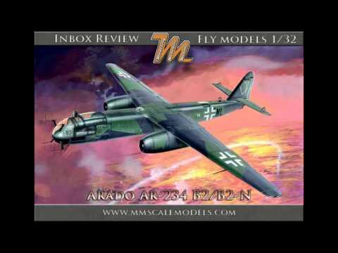 Arado Ar 234 B 2 B 2n Fly 32008 2014