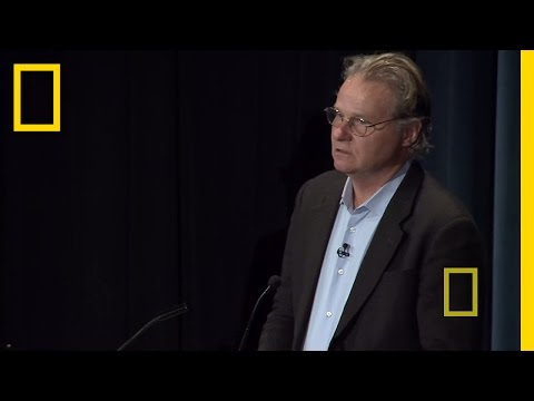 National Geographic | Wade Davis: Into the Silence | Nat Geo Live