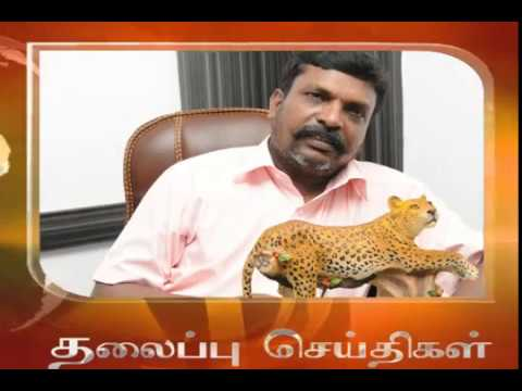 Demolish Hindu Temples; Thirupathi Lord Perumal not a Hindu: Thol Thirumavalavan