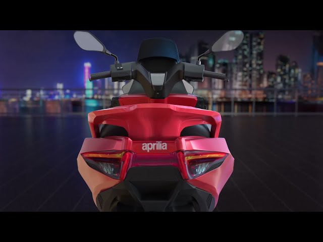 MaxifyLife with the all-new ApriliaSXR125 | Sponsored by Aprilia