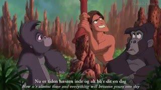 Tarzan - Son of Man (Danish S&T | BluRay)