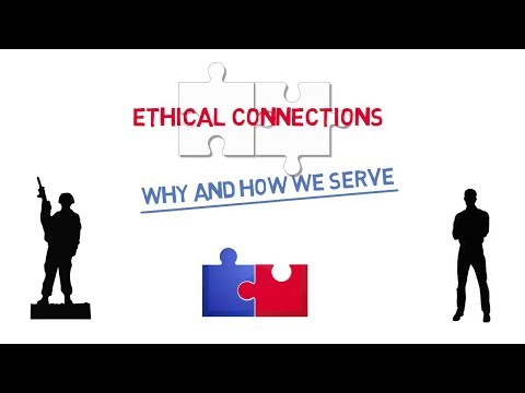 Ethical Connections: Why and How We Serve Screenshot