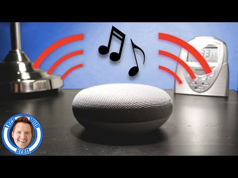 Wake Up to Music With Your Google Home