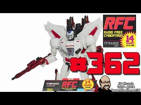 Radio Free Cybertron - 362