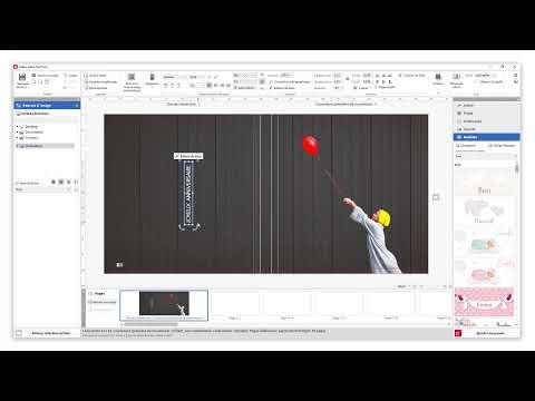 Comment insérer du texte sur la tranche d'un Livre Photo