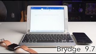 THE PADBOOK PRO | Brydge Keyboard Review For The IPad