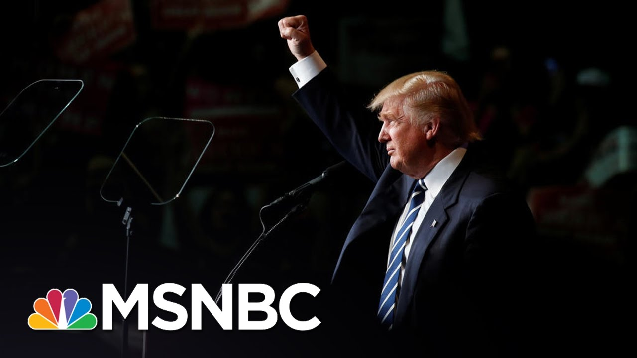 What Donald Trump Can Accomplish While In Office | Morning Joe | MSNBC thumbnail