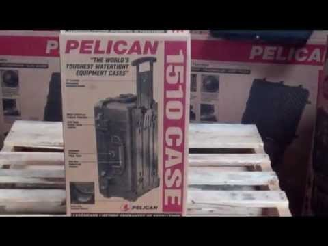 Видеообзор кейса Pelican 1510