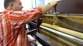 How to tune a piano by ear, by Steve Droy