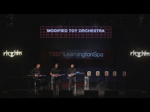 Performance  | Modified Toy Orchestra | TEDxLeamingtonSpa