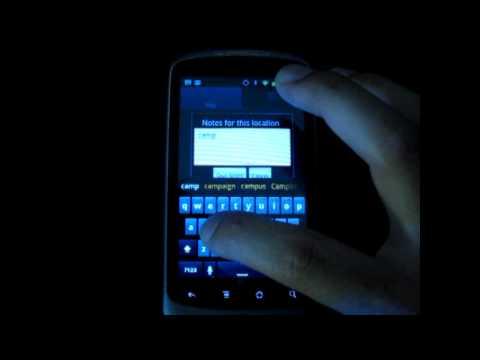 Video of Car Locator Evernote Plugin