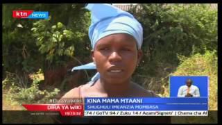 Maisha Mitaani: Juhudi za Wizara ya Ugatuzi kuwasaidia kina mama wanaoishi mitaani