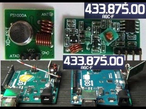 PierAisa #256: Trasmissione radio ASK a 433MHz con Arduino