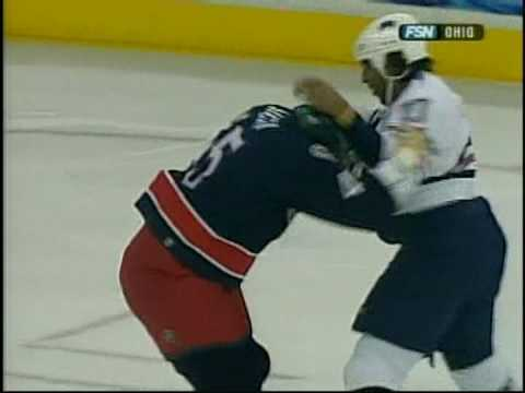 Georges Laraque vs Jody Shelley