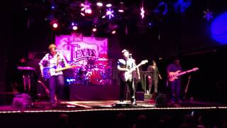 """Johnny Cooper - """"Follow"""" LIVE at Billy Bob's 12/8/2012"""