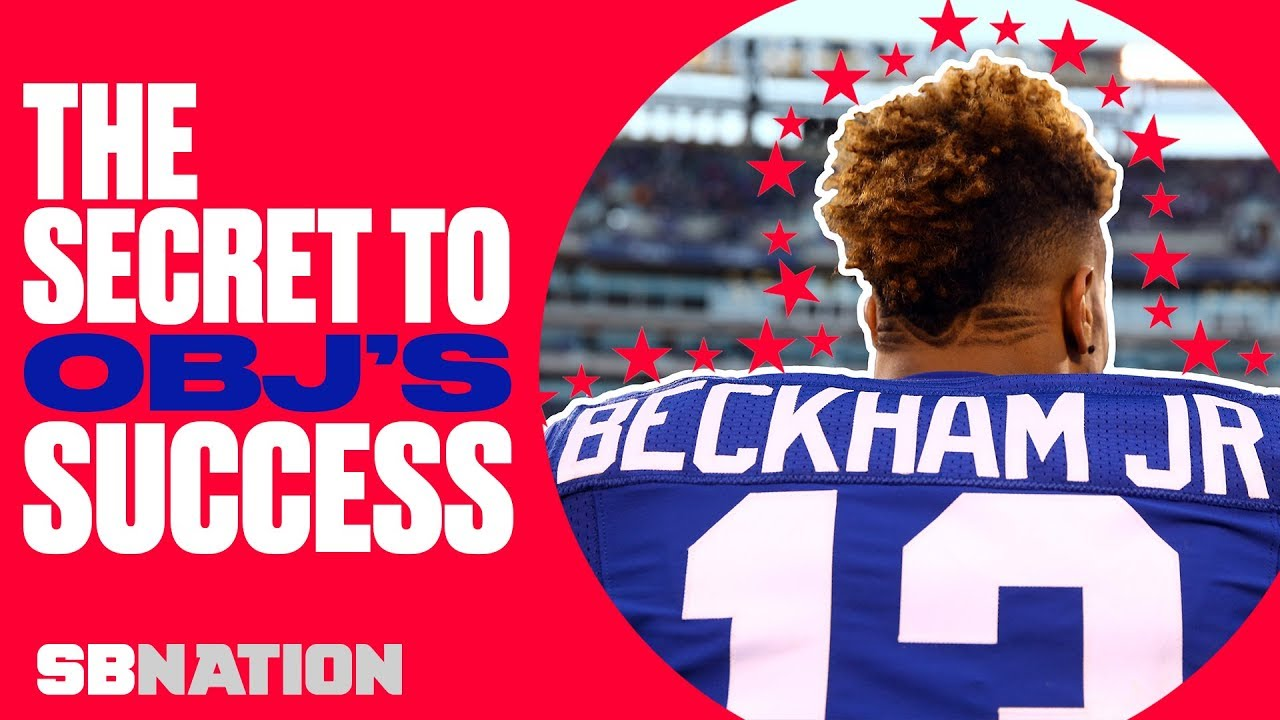 Odell Beckham Jr.'s skills, explained by his former teammate   Xs & Os w/ Geoff Schwartz, Ep. 1 thumbnail