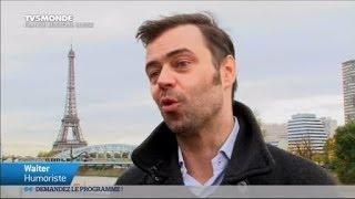 """Walter : Humoriste """"Belge Et Méchant"""" (Extraits Spectacle) Et Interview"""