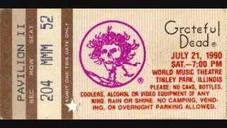 Grateful Dead - Queen Jane Approximately 7-21-90