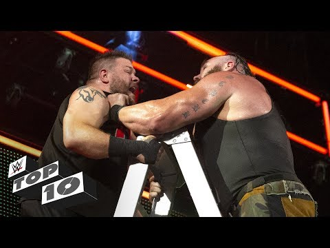 Download Massive Money in the Bank falls: WWE Top 10, May 18, 2019 HD Mp4 3GP Video and MP3
