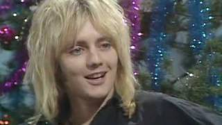 Roger Taylor~Interview 1976