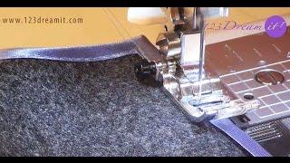 ¡Aprende a coser esquinas perfectas con bies!