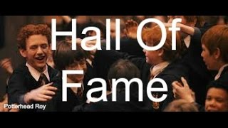 """Video thumbnail of """"Hall of Fame - Harry Potter"""""""