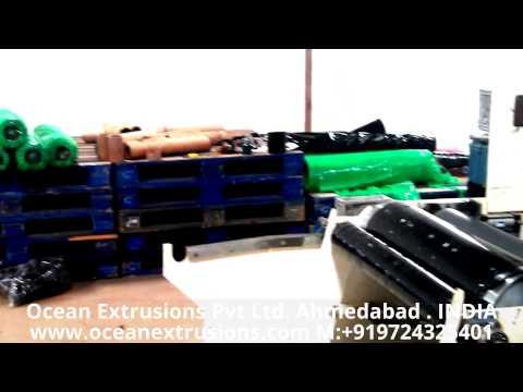 Three Layer Machine For Plastic Bag