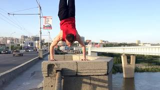Новосибирск. Октябрьский мост.