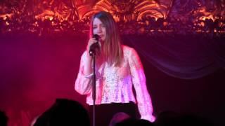 ESCKAZ in London: Performance from Blanche (Belgium) - City Lights