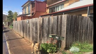 Rustic Timber Fence Adelaide - Nathan Thomas Carpenter Builder - Building Inspector
