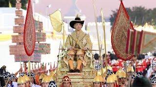 พระราชพิธีเสด็จพระราชดำเนินเลียบพระนคร โดย ขบวนพยุหยาตราทางชลมารค [2/2]